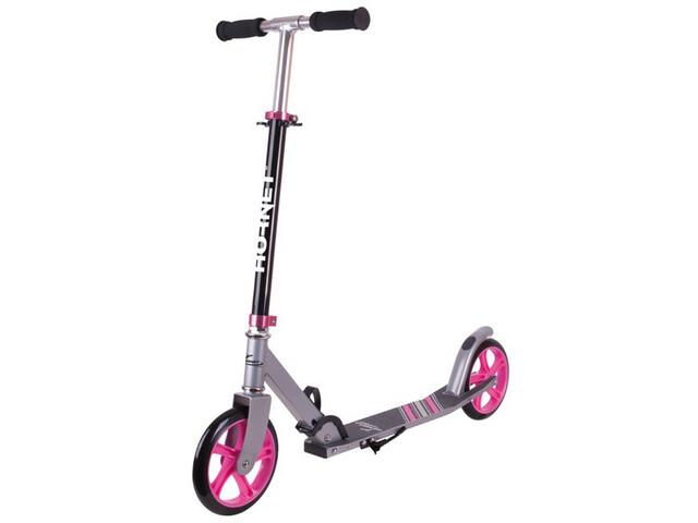 HUDORA Hornet Løbehjul til børn Børn, black/pink